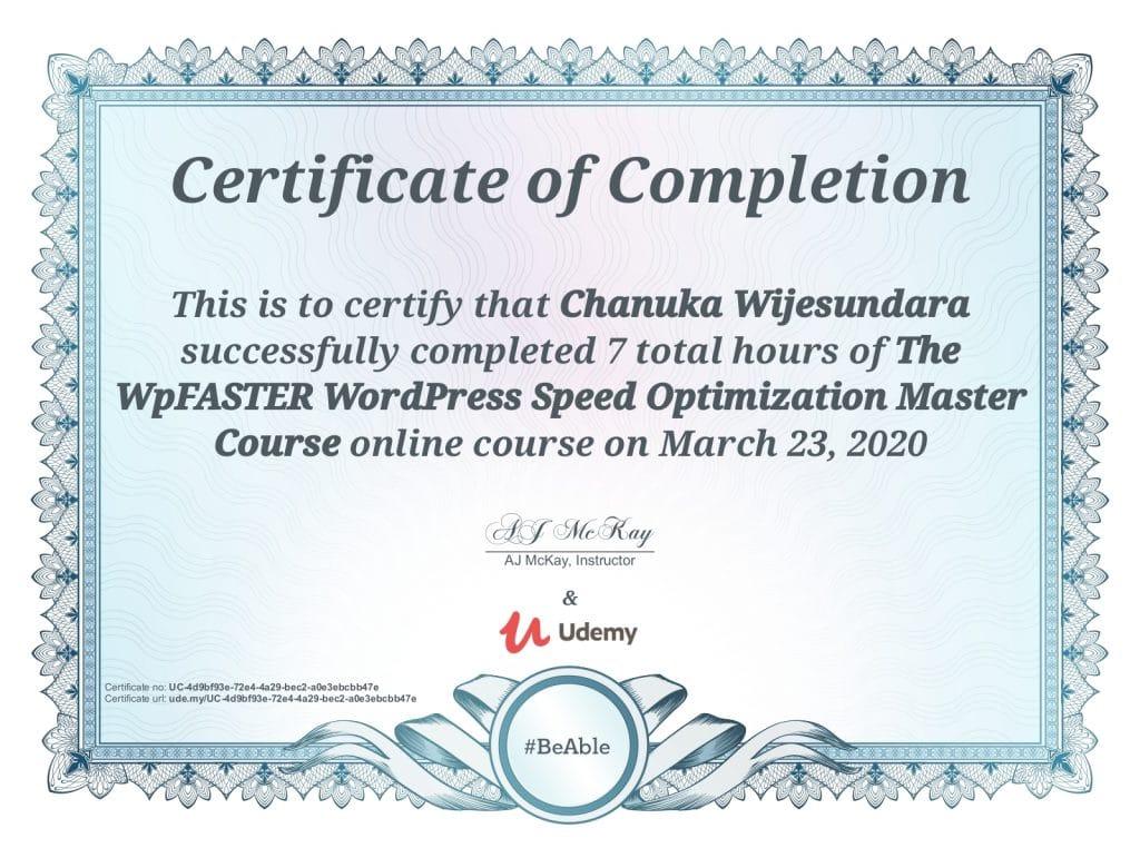 wp speed
